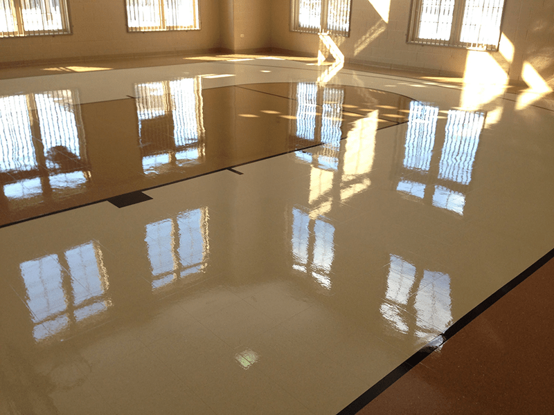 Floor Waxing and Stripping Services in Montreal